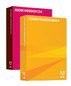 Packshots Adobe FrameMaker 9 und Adobe InDesign CS4