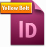 Adobe InDesign Yellow Belt