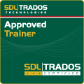 SDL Trados Approved Trainer
